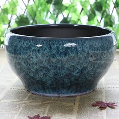 Large ceramic Thai Pot at Tropical World | Pots, Planters | Ceramic