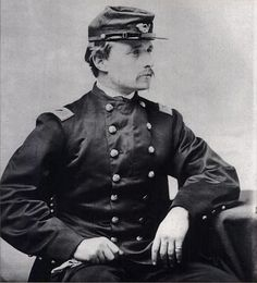 Robert Gould Shaw (October 10, 1837 – July 18, 1863) was an American officer in the Union Army during the American Civil War. As Colonel, he commanded the all-black 54th Massachusetts Infantry Regiment, which entered the war in 1863. He was killed in the Second Battle of Fort Wagner, near Charleston, South Carolina.