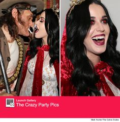 Katy vamperry katy celebrates 28th birthday with a vampire costume vampire costume women diy google search solutioingenieria Choice Image