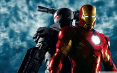 Iron Man Wallpaper by WallpaperWide