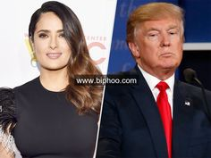 Salma Hayek Claims Donald Trump Planted a Story About Her After She Denied Him a Date http://www.biphoo.com/bipnews/news/salma-hayek-claims-donald-trump-planted-a-story-about-her-after-she-denied-him-a-date.html