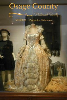 Take a step back in time at the Osage County Historical Society Museum in Pawhuska and delve into the lives and memories of Oklahoma's pioneer settlers. Examine Old West items like branding irons and a real chuck wagon, and browse through fascinating exhibits that include antique quilts, clothing, furniture and dozens of photographs.