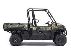New 2017 Kawasaki Mule Pro-Fx Eps Camo ATVs For Sale in Louisiana. 2017 Kawasaki Mule Pro-Fx Eps Camo, THE MULE PRO-FX EPS CAMO SIDE X SIDE FEATURES THE RICH PATTERNS OF REALTREE XTRA® GREEN CAMOUFLAGE THAT CAN HELP GET YOU INTO A PERFECT POSITION ON THE HUNT WITHOUT EVER BEING NOTICED.