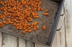 Smoky Paprika Roast Almonds