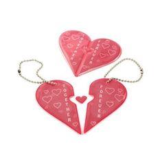 Heart to share reflector