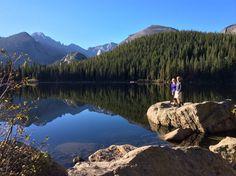 Bear Lake, Rocky Mountain National Park: http://www.myrockymountainpark.com/2009/05/lakes-inside-rocky-mountain/