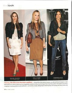 Outfit ideas. Rust colored dress, grey jacket
