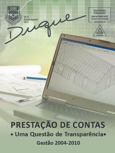 Revista Duque edição 41, 2010; 36 páginas, acabamento canoa (veículo de comunicação do Clube Duque de Caxias, Curitiba-PR)