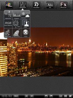 Realiza fácilmente cualquier retoque fotográfico desde tu iPad