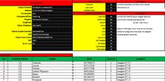 [.xls otomatis] Software Absensi Versi 2 Aplikasi Excel Free Download