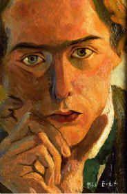 Max Ernst - Self-Portait, 1909