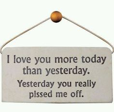 Lol I'd hang this on my front door