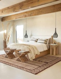 Home Decoration Ideas With Paper Boho Bedroom.Home Decoration Ideas With Paper Boho Bedroom Bedroom Inspo, Home Decor Bedroom, Bedroom Ideas, Neutral Bedroom Decor, Bedroom Signs, Bedroom Rustic, Diy Bedroom, Bedroom Makeovers, Bedroom Simple