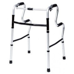 UpRise Onyx Folding Walker | Simply a wonder for users with limited hand dexterity a folding walker and rising aid, all rolled into one. | 1800wheelchair.com