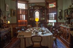 craigdarroch castle breakfast room - Google Search