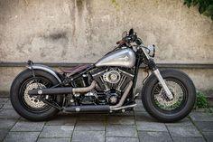 Harley Bobber Fux 1