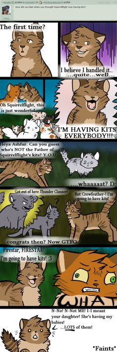 Ask 4 by AskBrambleclaw.deviantart.com on @DeviantArt