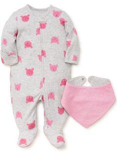 757688ca1 Barato 2 Pçs/set Outono meninas do bebê roupas de algodão de manga ...