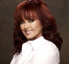 Ive always thought Naomi Judd was a very Classy Red Head