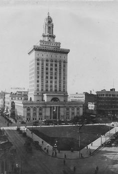 Oakland City Hall 1917 - Oakland, California - Wikipedia, the free encyclopedia