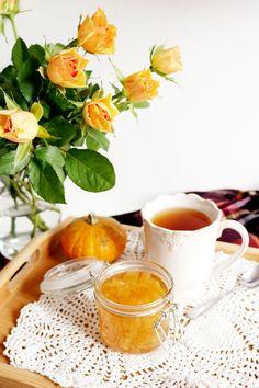 Imbir w syropie do herbaty - Wyspa Inspiracji