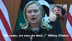 [This is not a joke]...LEAKED AUDIO RECORDINGS Reveal Hillary Clinton is a Muslim Brotherhood Agent Who Helped Muslim Brotherhood Take Control of North Africa and Middle East