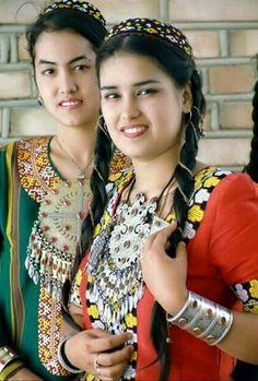 Turkmen girls-3