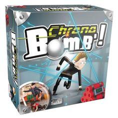 Epee, gra zręcznościowa Chrono Bomb -    , tylko w empik.com: 128,99 zł. Przeczytaj recenzję Epee, gra zręcznościowa Chrono Bomb. Zamów dostawę do dowolnego salonu i zapłać przy odbiorze!