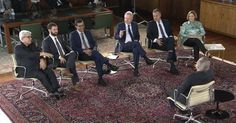 Transmitido em 14/11/16 O presidente da República, Michel Temer, é o entrevistado do Roda Viva desta segunda-feira (14/11). Entre os assun...