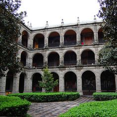 """""""Antiguo Colegio de San Ildefonso"""" in #MexicoCity. The best museums are found with #wipapps www.wipapps.com"""