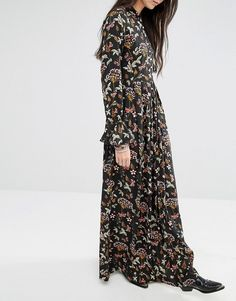 Discover Fashion Online Button Up Maxi Dress 3bc079a5c