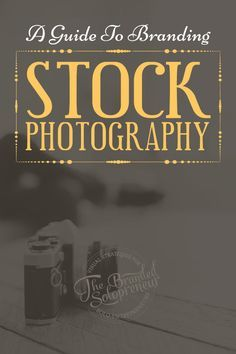 A Blogger's Guide To Making Stock Photography Your Own {with tons of examples}.  Really good when starting out or planning your own style - Redisan