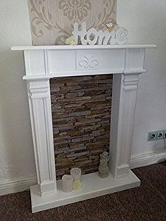 Perfekt Decorative Fireplace Deluxe
