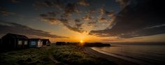 Alnmouth Beach Huts