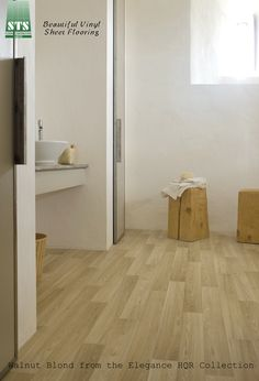 Walnut Blond From the Elegance HQR Collection STS Flooring Distributors LTD