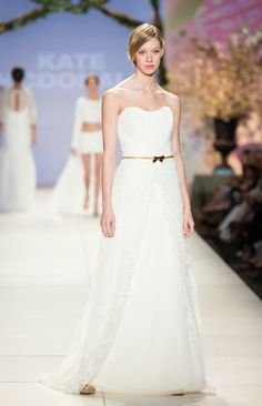 Waring Gown // Kate McDonald Spring Bridal Show // Charleston Fashion Week 2015 // Photography by Wedding Headline