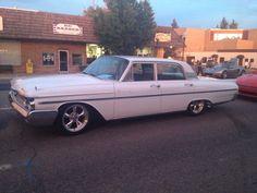 Car Show 2014. Gunnison, CO