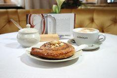 Melcisori cu nuca reteta vieneza | Savori Urbane Mushroom Soup, Dessert Recipes, Desserts, Croissant, Stuffed Mushrooms, Breakfast, Tableware, Food, Diana