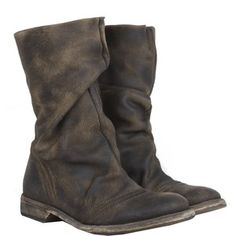 Collapse Shearling Boot