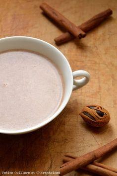 Petite Cuillère et Charentaises: Chocolat de communion antillais