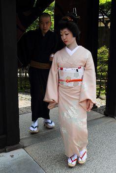 Geiko  ---At Erikae event--- | da Teruhide Tomori