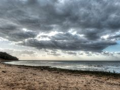 Thorness Bay by sumowesley, via Flickr