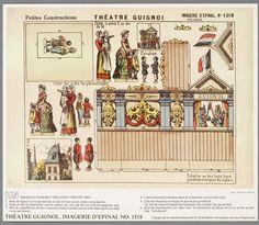 REPRINT Copyright: Anraad / Phoenix Papieren Theater / Nederlandse Vereniging voor het Poppenspel / Poppenspe(e)lmuseum