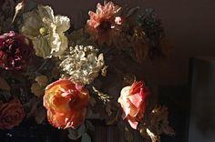"""2003 01 09, Cotignac, France, """"La Véronique"""", the artificials flowers"""