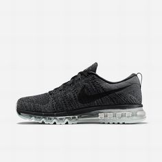 low priced 3994d 8ab27 Maxother-026. Max BlackNike FlyknitRunning Shoes ...