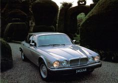 1983 #Jaguar XJ, an iconic sedan from Britain. Looking forward to adding this to my #espohaus collection.