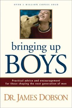 Bringing Up Boys- amazing book filled with so much advice on how to raise boys to love God and to grow up to be a leader and husband. A must read!
