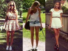 Papo de garotas: estilosos do dia