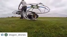 #Repost @dragon_drones with @repostapp.  #Hoverbike made in Colin Furze's garage. #djiphantom3 #djiglobal #uav #gopro #3drobotics #djiinspire1 #quadcopter #miniquad #djiphantom2 #robotics #robot #maker #aerialphotography #fpv #drones #hexacopter #octocopter #tricopter #djiphantom #arduino #hobbyking #drone #multirotor #aerial #rcplane #spacex #sparkfun #adafruit | Full video: https://youtu.be/0AnqqtcREZ0 by thedeeptrip