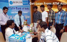 Get Instant Loan From ATM  #atmloan, #bankloan, #personalloan